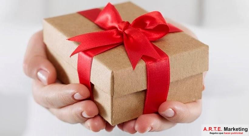 Los regalos no se perciben como publicidad