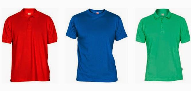 Camisetas, polos, camisas y otras prendas en las que su logotipo será el protagonista