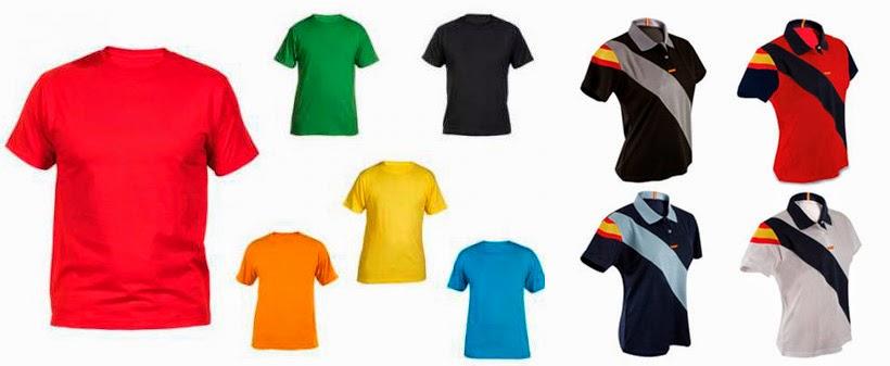 Camisetas y polos regalos publicitarios