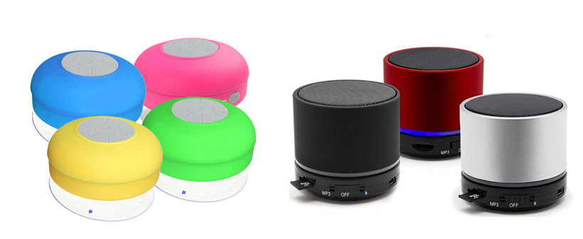 Altavoces bluetooth inalambricos como regalo de empresa