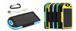 Cargadores solares como artículos publicitarios